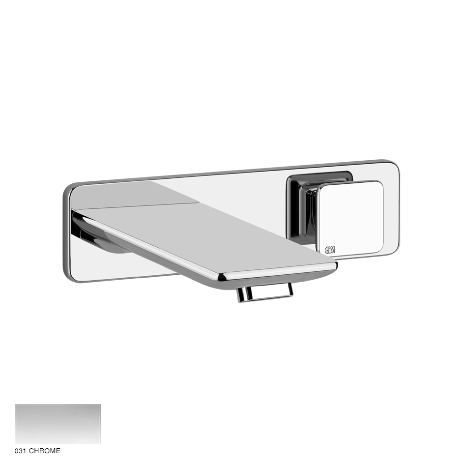 Ispa Waterfall Built-in mixer, without waste 031 Chrome