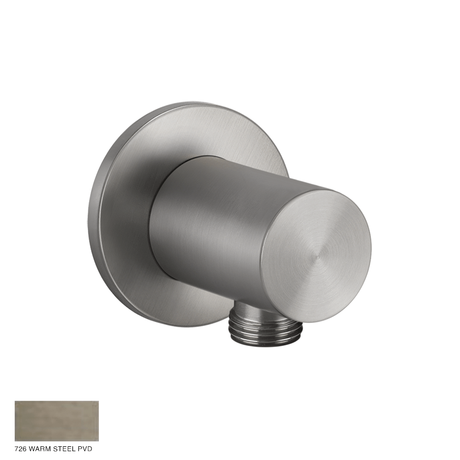Gessi 316 Water outlet 726 Warm Bronze Brushed PVD