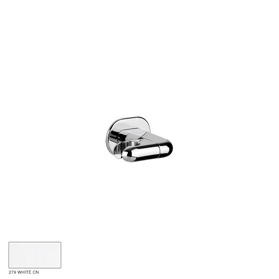 Goccia Adjustable handshower hook 279 White CN