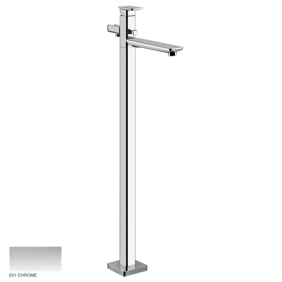 Ispa Bath Freestanding external bath mixer 031 Chrome