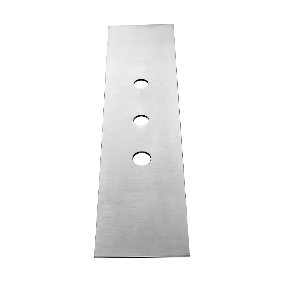 Ispa Bath Three-hole finishing plate for mounting box 031 Chrome