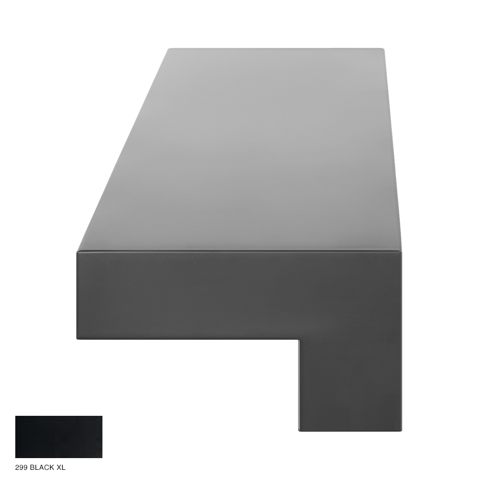 Equilibrio Shelf for Basin Mixer 299 Black XL
