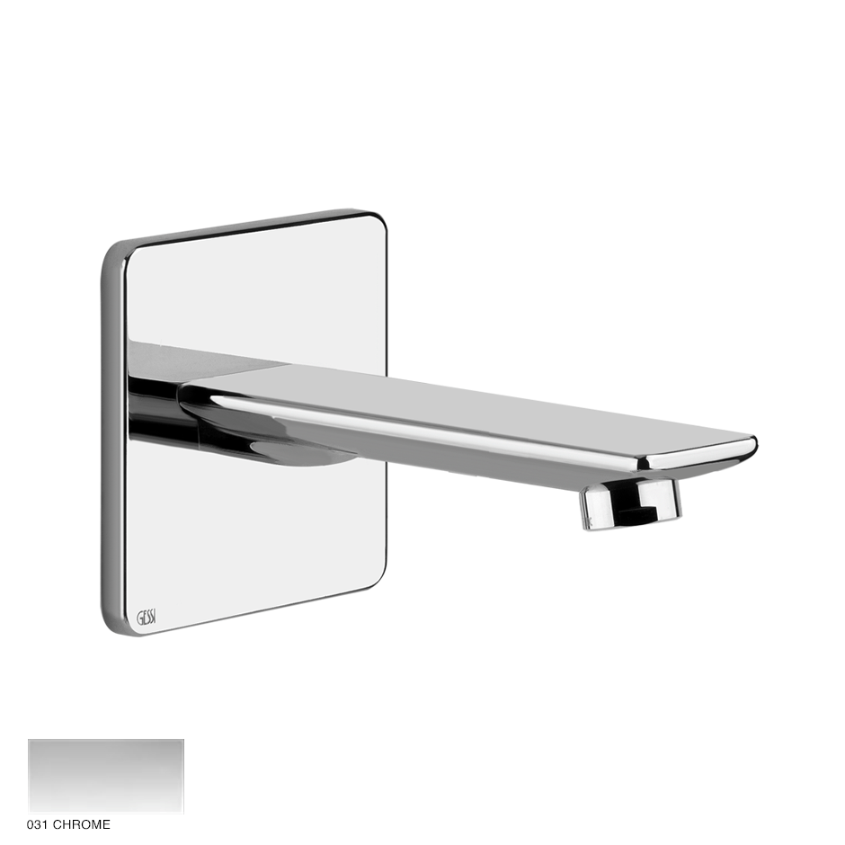 Ispa Bath Bath spout with separate control 031 Chrome