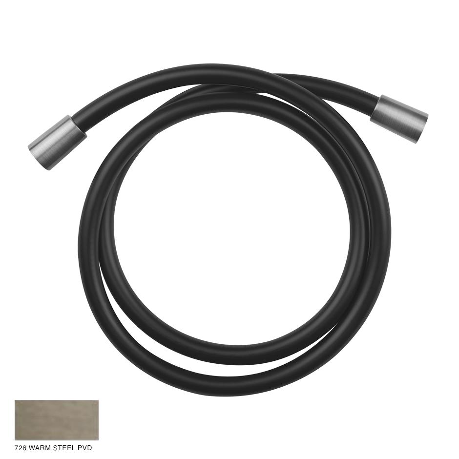 Gessi 316 Darkflex flexible hose 726 Warm Bronze Brushed PVD