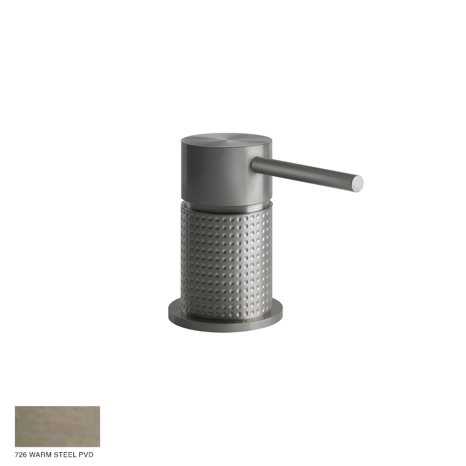 Gessi 316 Counter seperate control Cesello 726 Warm Bronze Brushed PVD