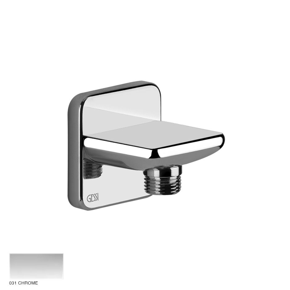 Ispa Shower 1/2' connection water outlet 031 Chrome