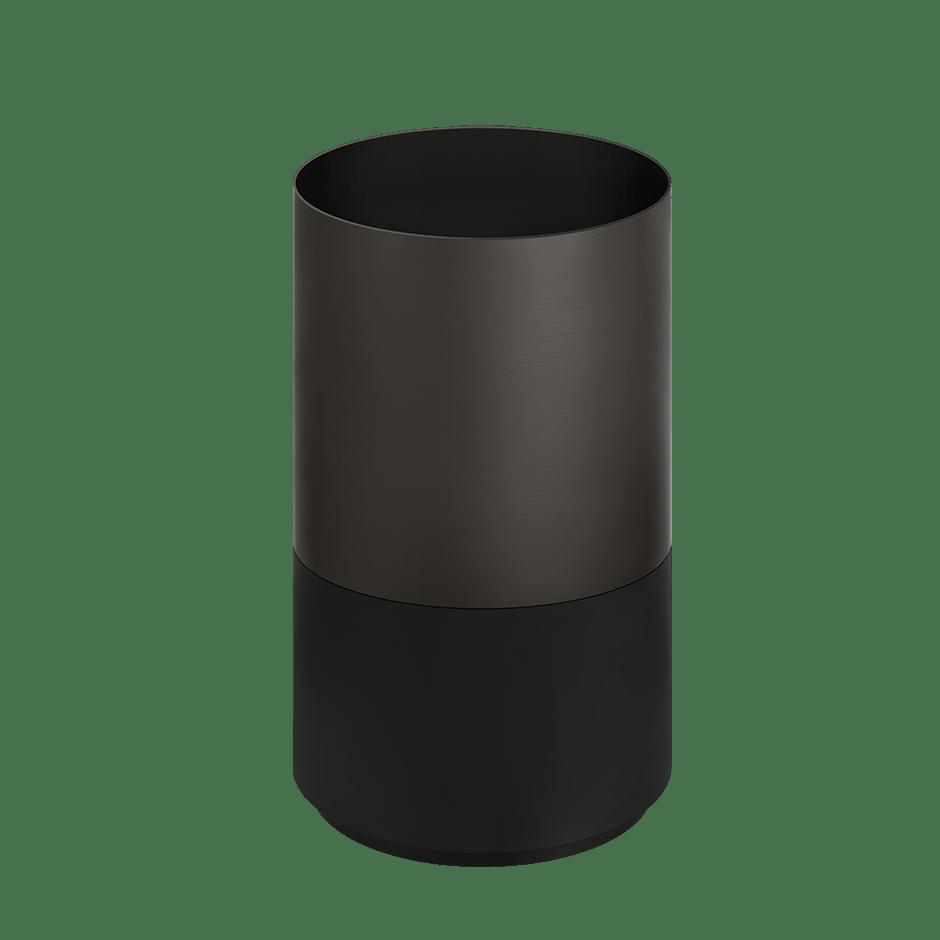 Gessi 316 Freestanding Washbasin 850 Grigio Antracite Rigato