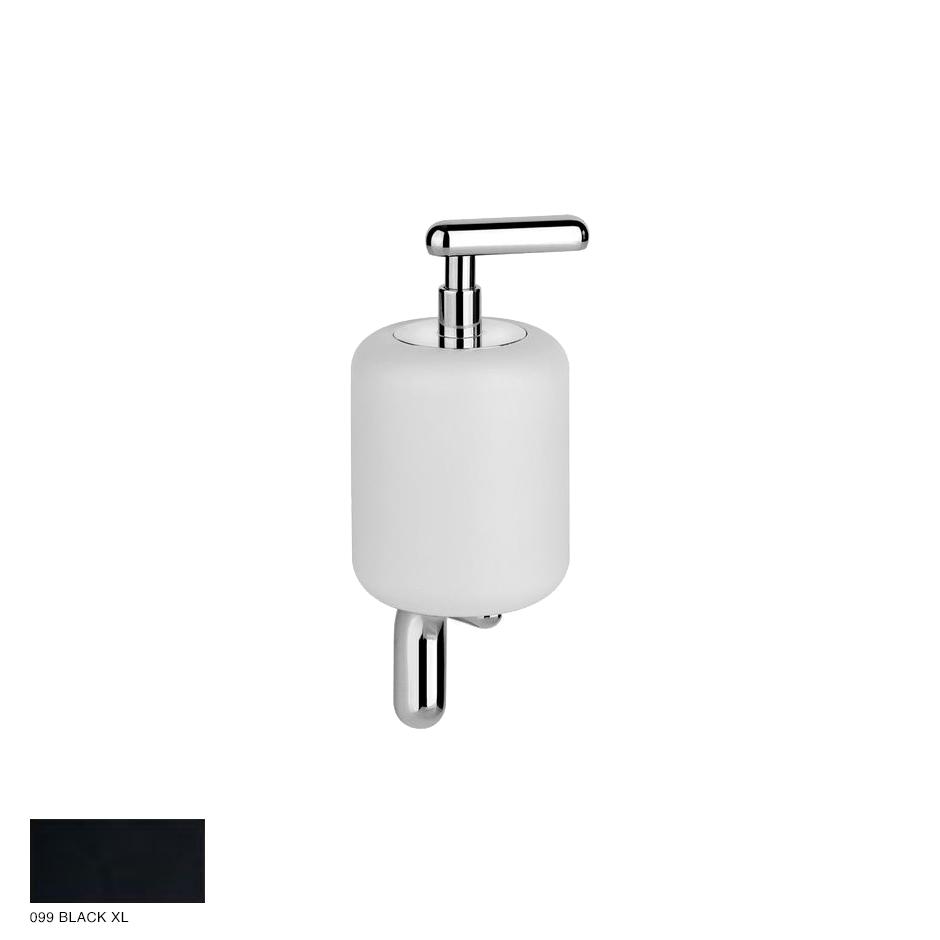 Goccia Wall-mounted soap dispenser 099 Black XL