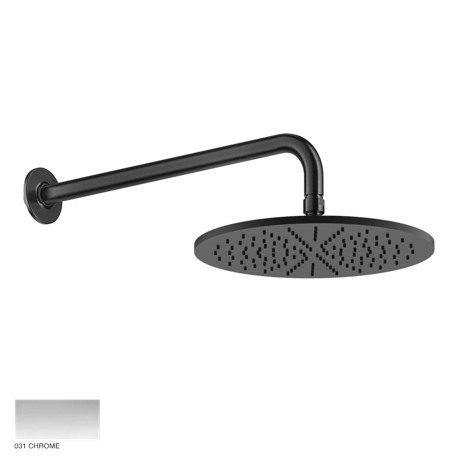 Inciso Wall-mounted Showerhead 031 Chrome