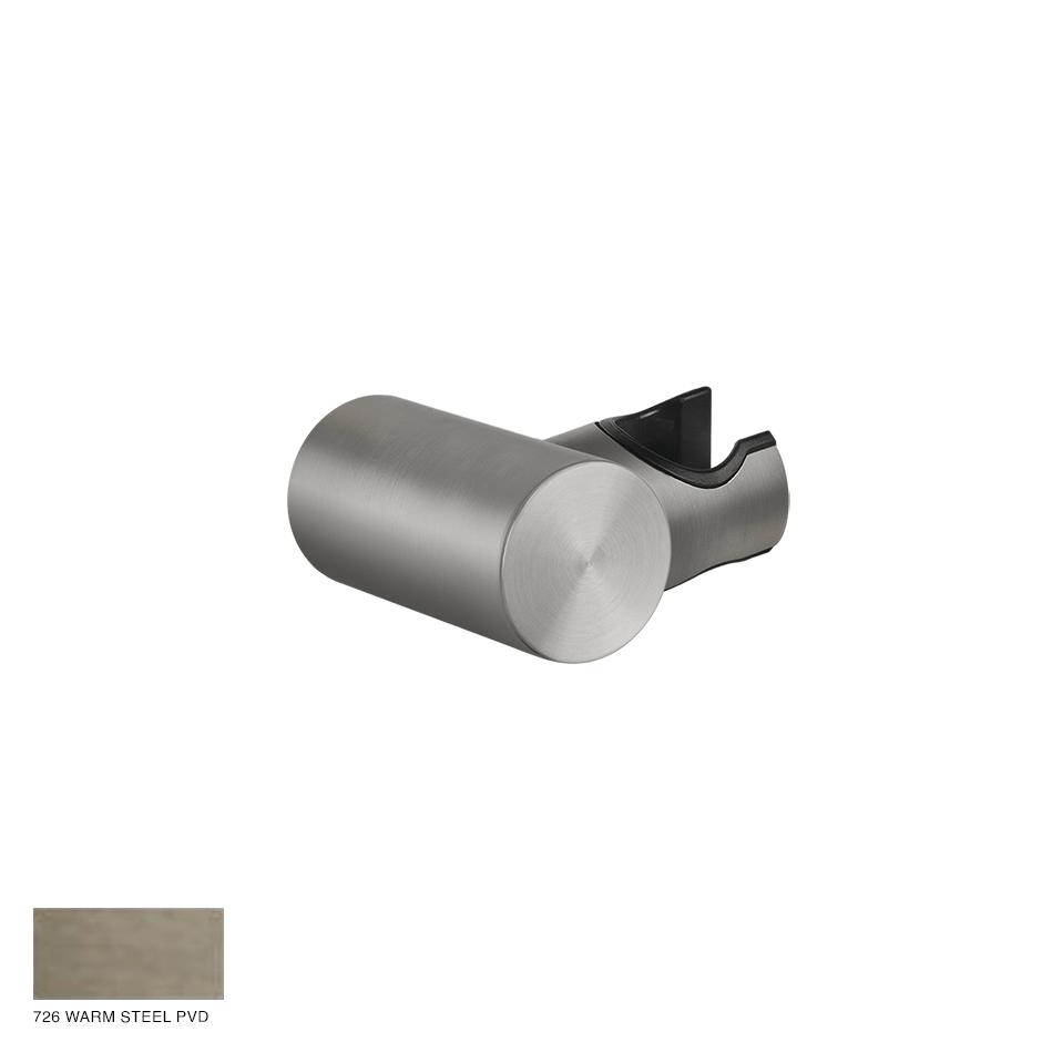 Gessi 316 Adjustable handshower hook 726 Warm Bronze Brushed PVD