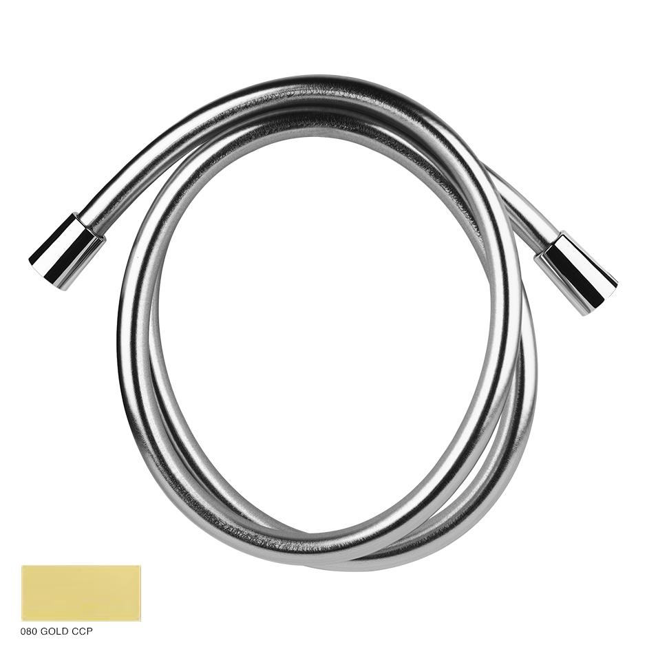 Cromalux flexible hose 2m 080 Gold CCP