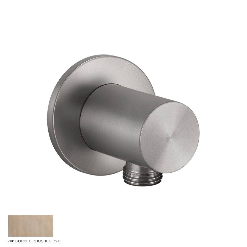 Gessi 316 Water outlet 708 Copper Brushed