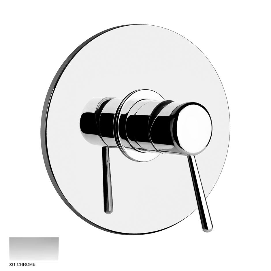 Goccia Built-in Mixer, one-way 031 Chrome