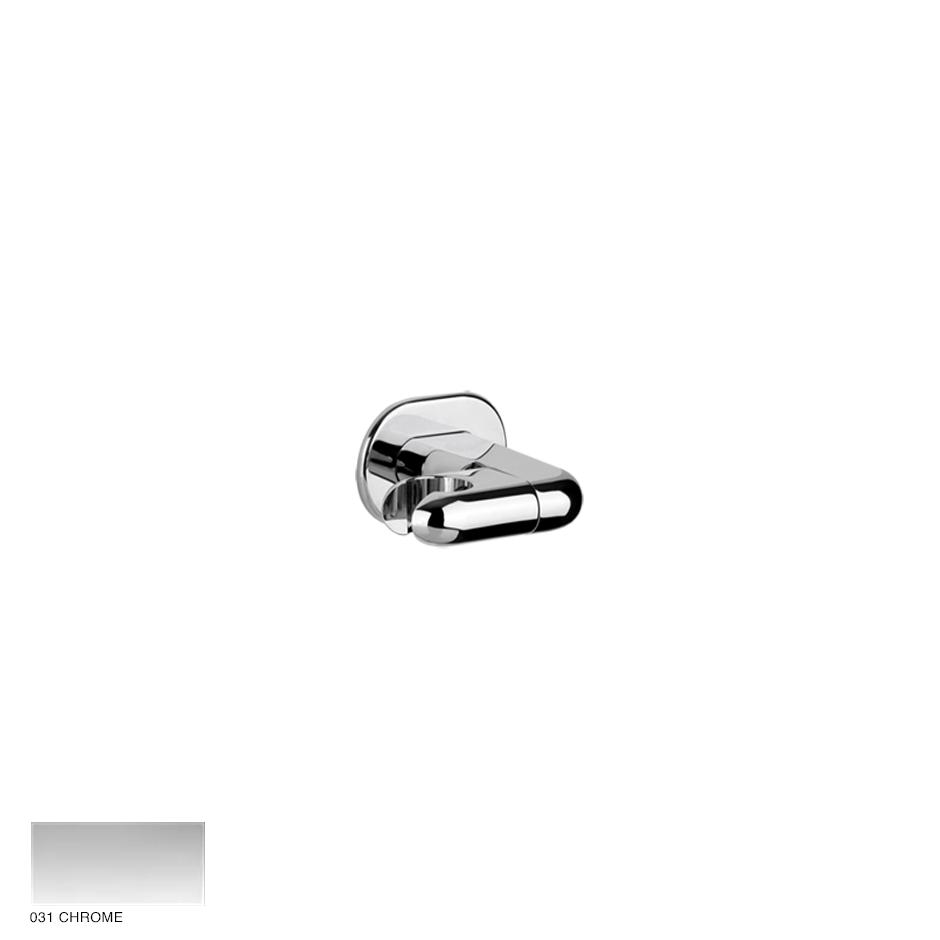 Goccia Adjustable handshower hook 031 Chrome