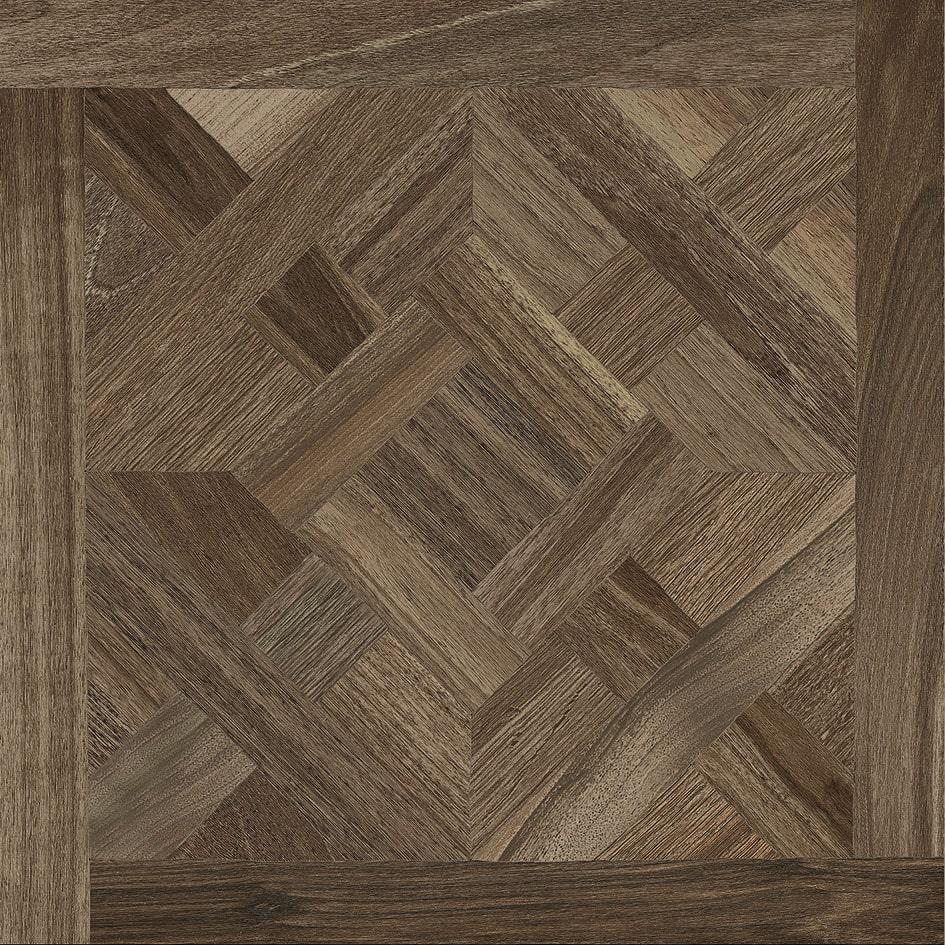 Wooden Tile / Decor Wooden Walnut Matte 10mm 80 x 80