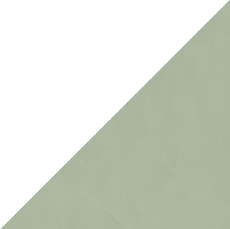 Policroma Base Lichene Triangolo Matte 6mm 120 x 120