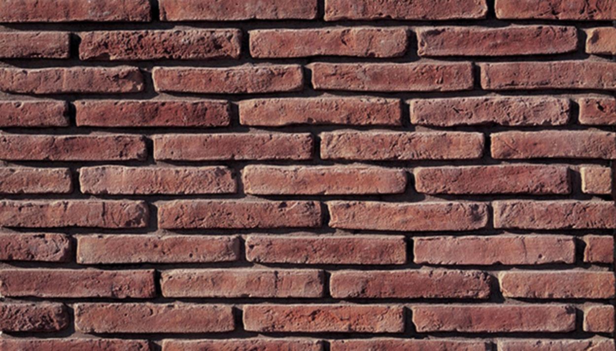 Colonial Brick Keramos Flat 40mm