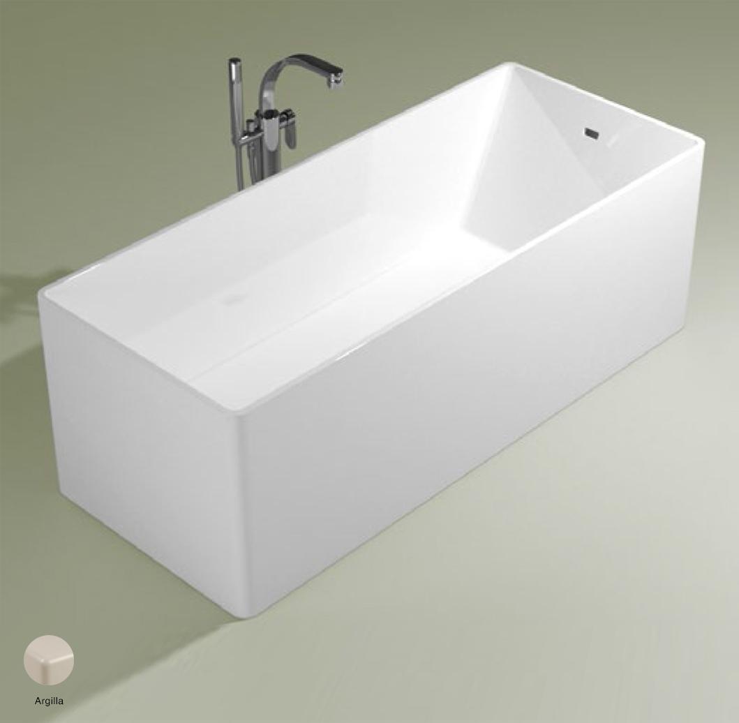 Wash Bath-tub 170 cm in Pietraluce Argilla