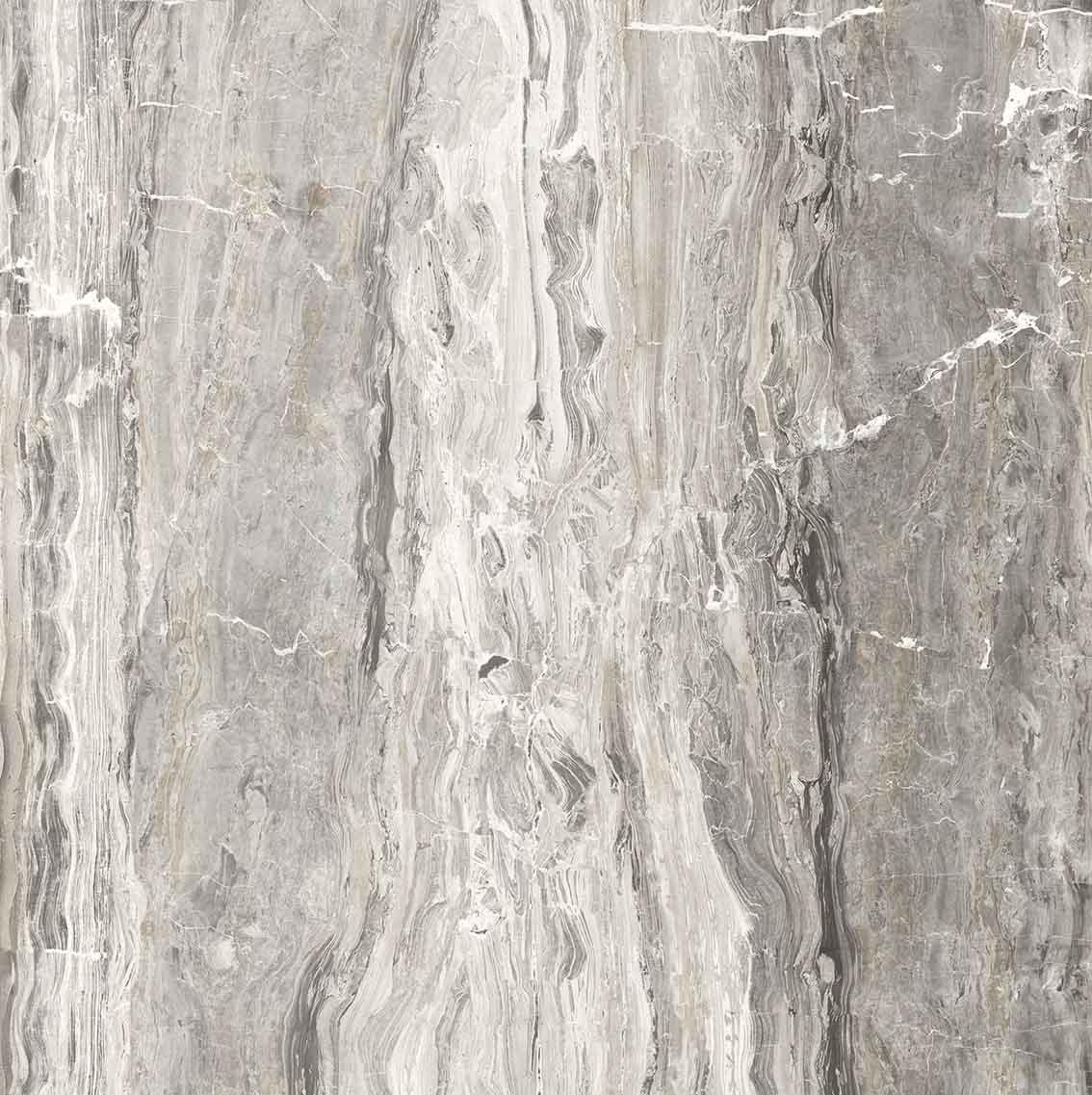 I Marmi di Rex Marble Grey Glossy 10mm 60 x 60