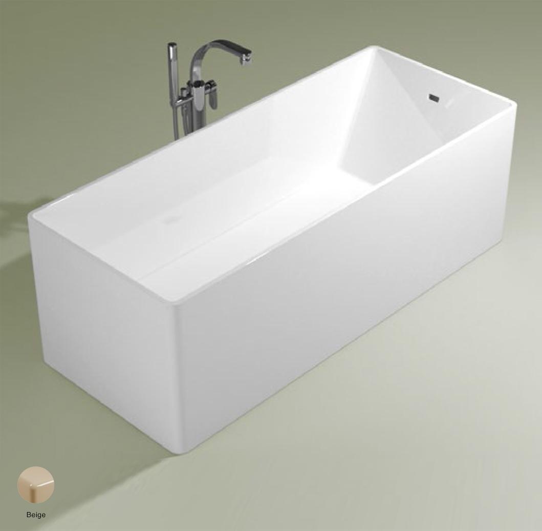 Wash Bath-tub 170 cm in Pietraluce Beige