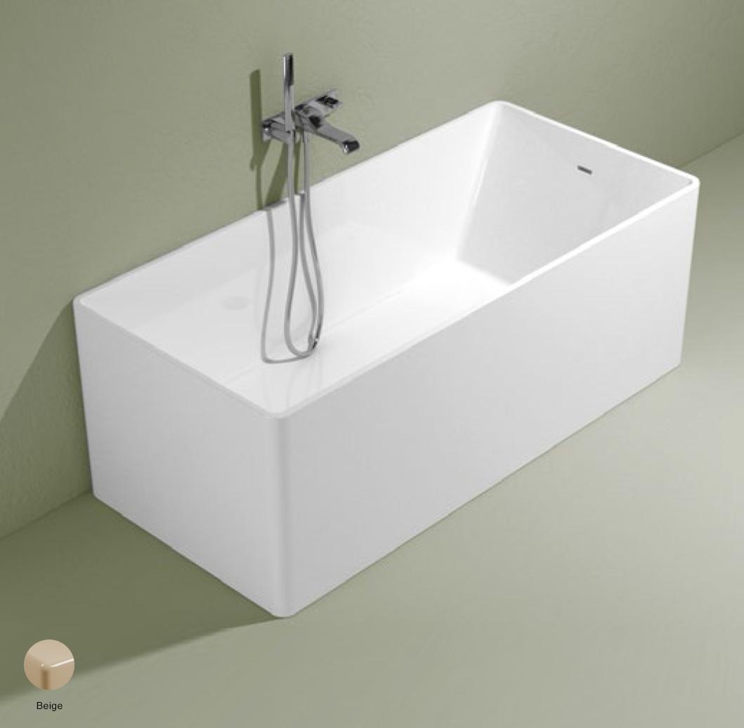 Wash Bath-tub 150 cm in Pietraluce Beige