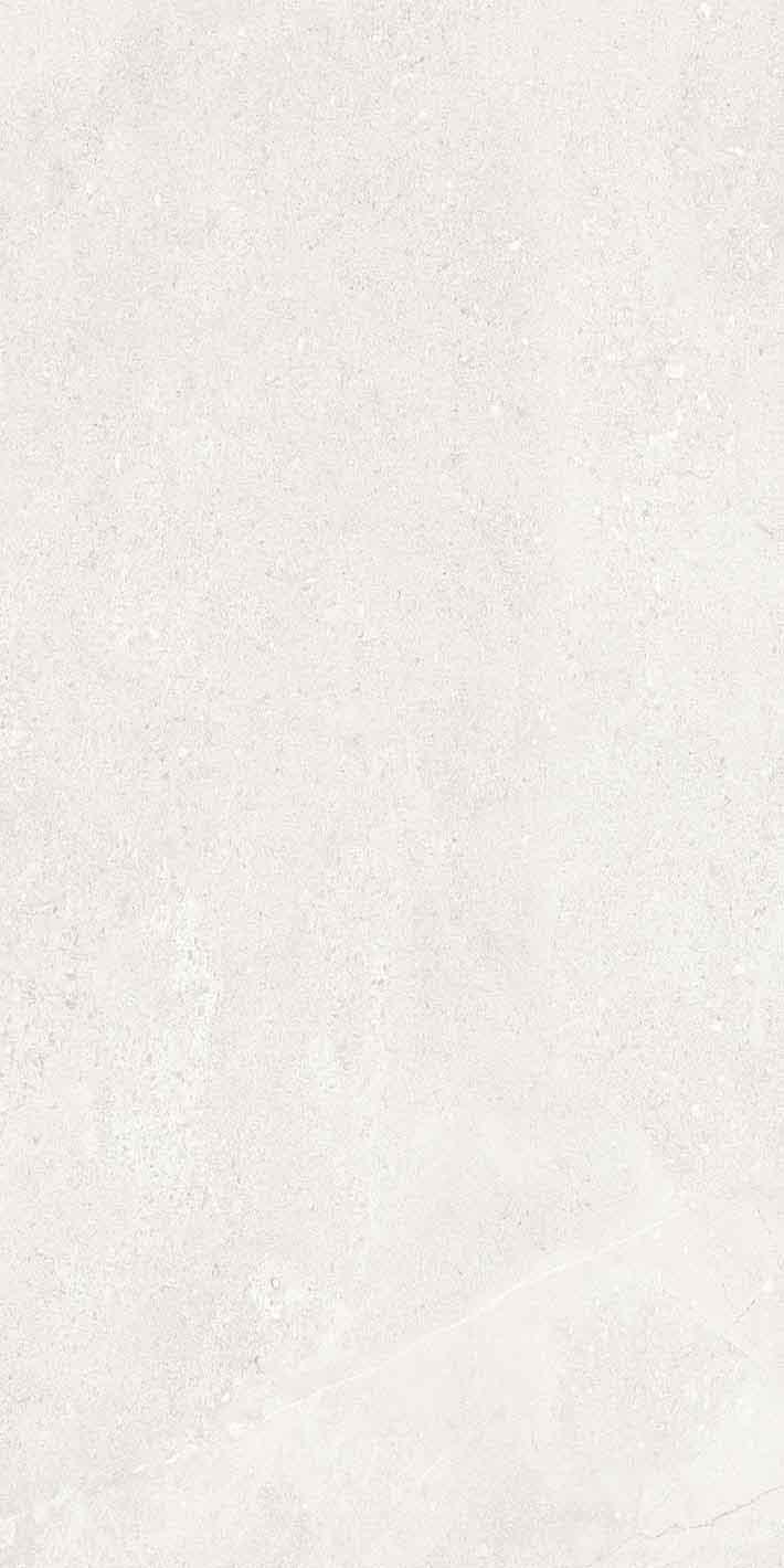 Elemental Stone White Limestone Glossy 10mm 60 x 120