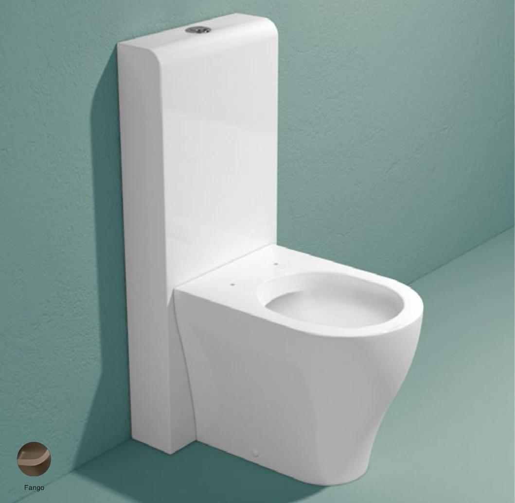 App Monoblock cistern with wall trap Fango