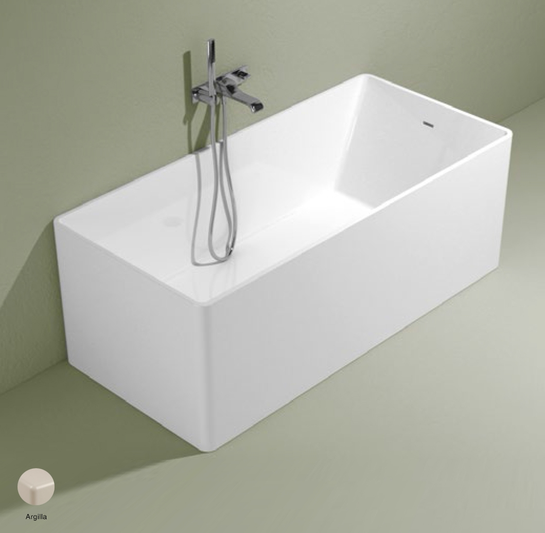 Wash Bath-tub 150 cm in Pietraluce Argilla