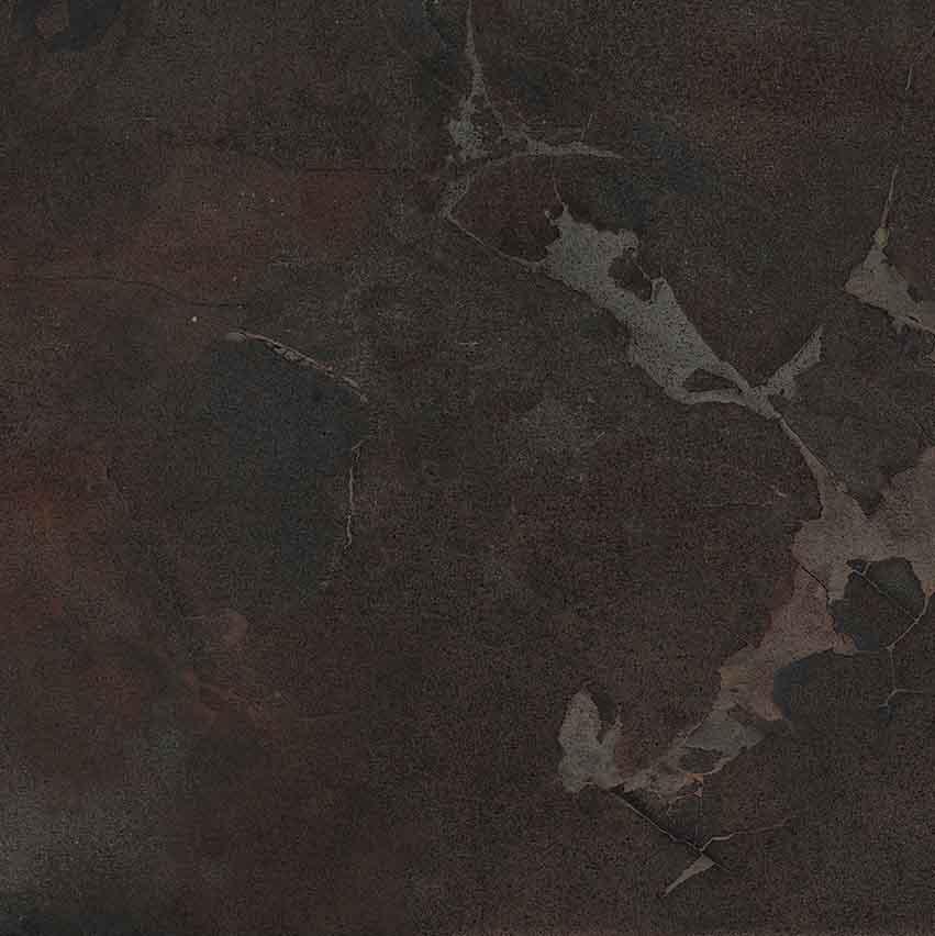 Esprit de Rex Moderne Brun Matte 10mm 60 x 60