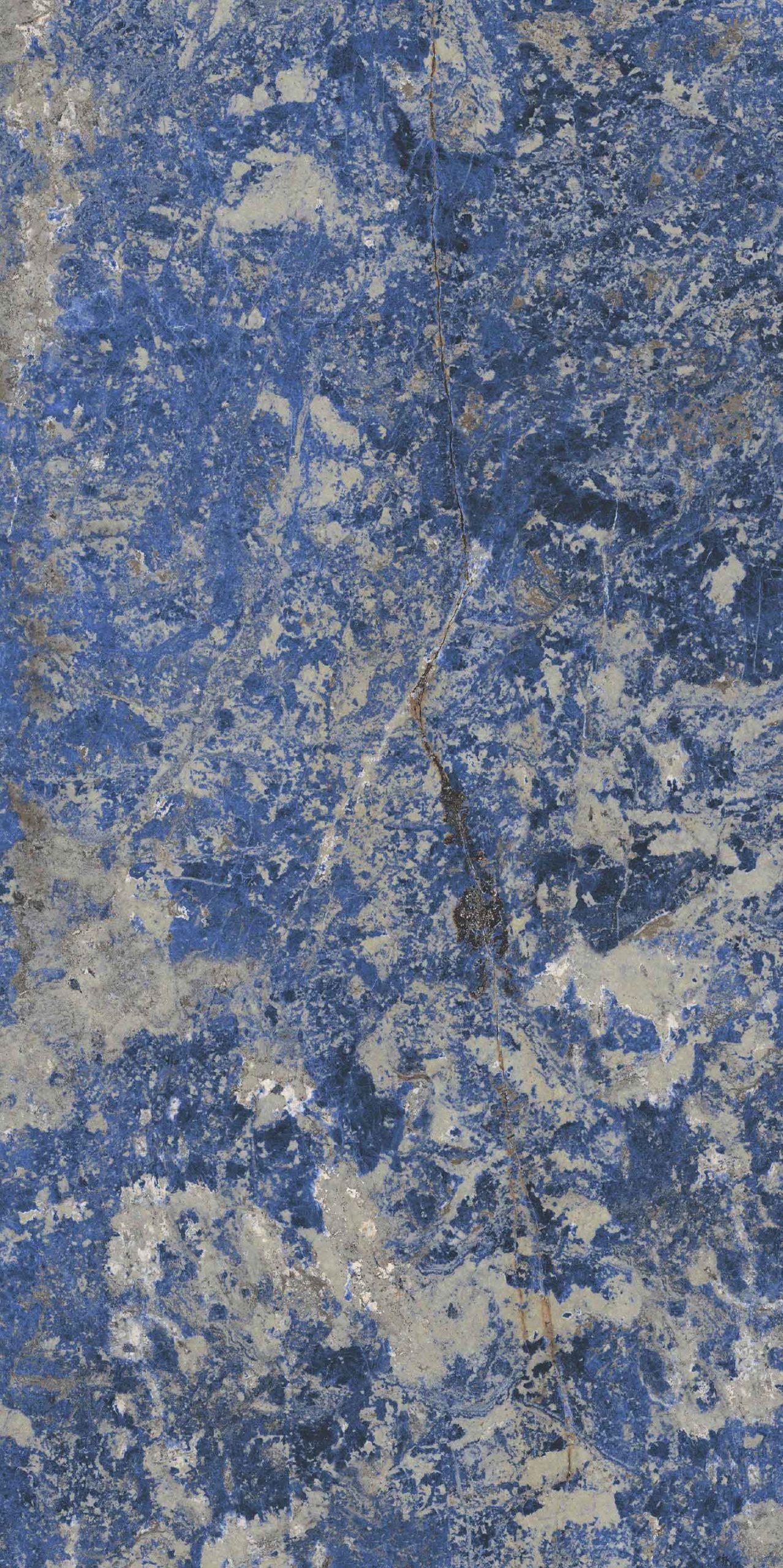 Les Bijoux de Rex Sodalite Bleu Glossy 6mm 120 x 240