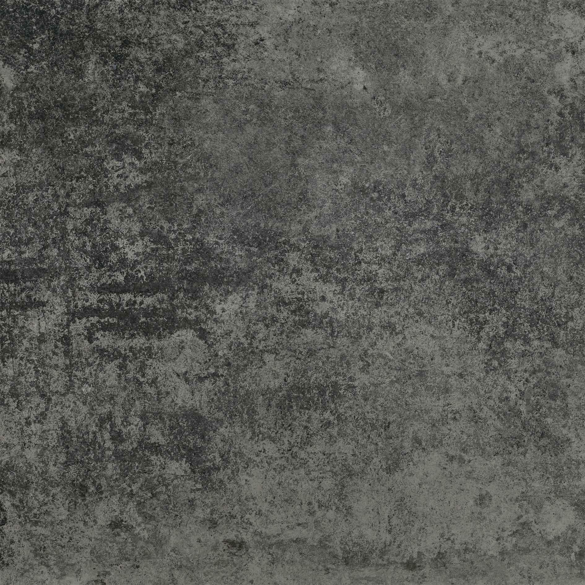 Artifact Worked Charcoal Matte 10mm 80 x 80
