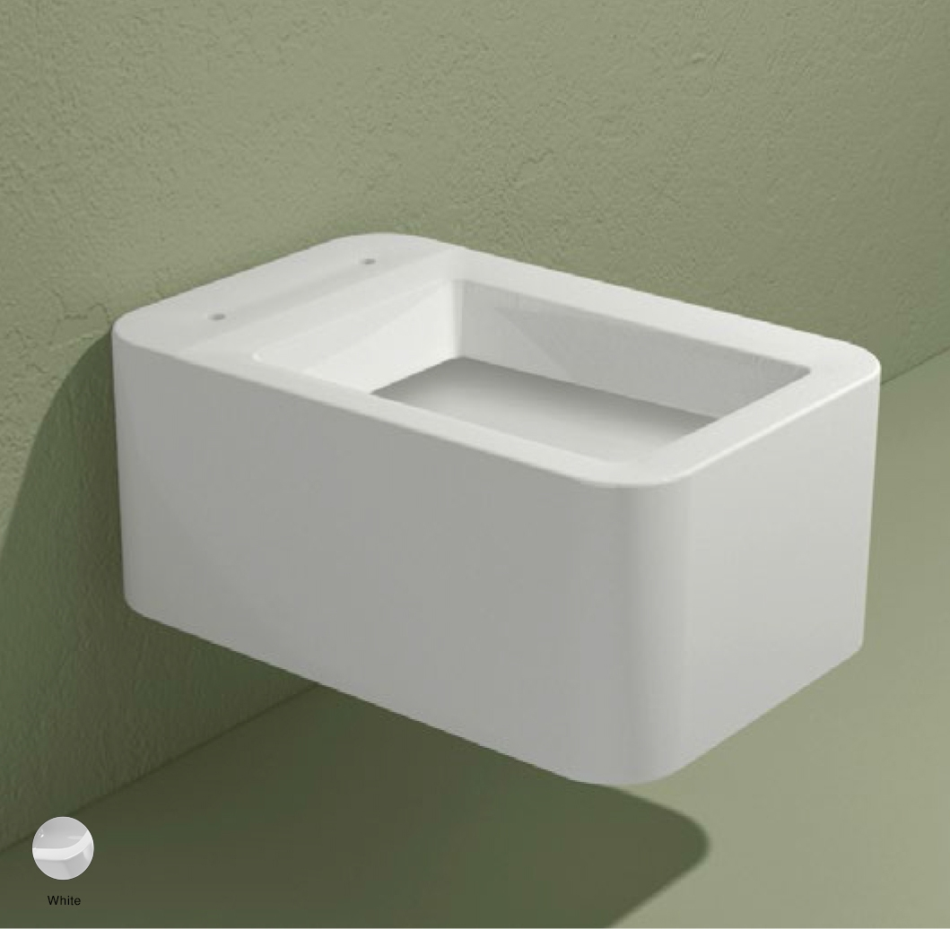 Nile Wall hung WC White
