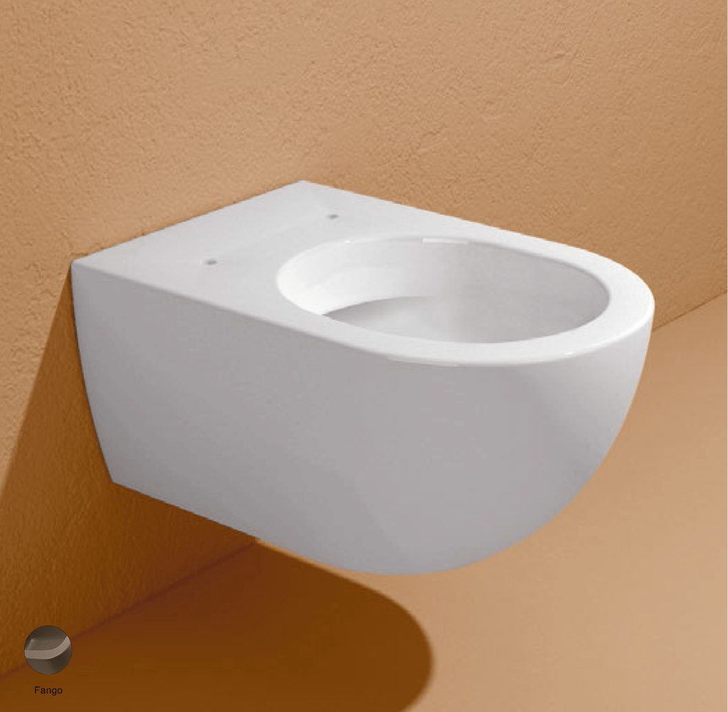 App Wall hung WC with goclean system Fango