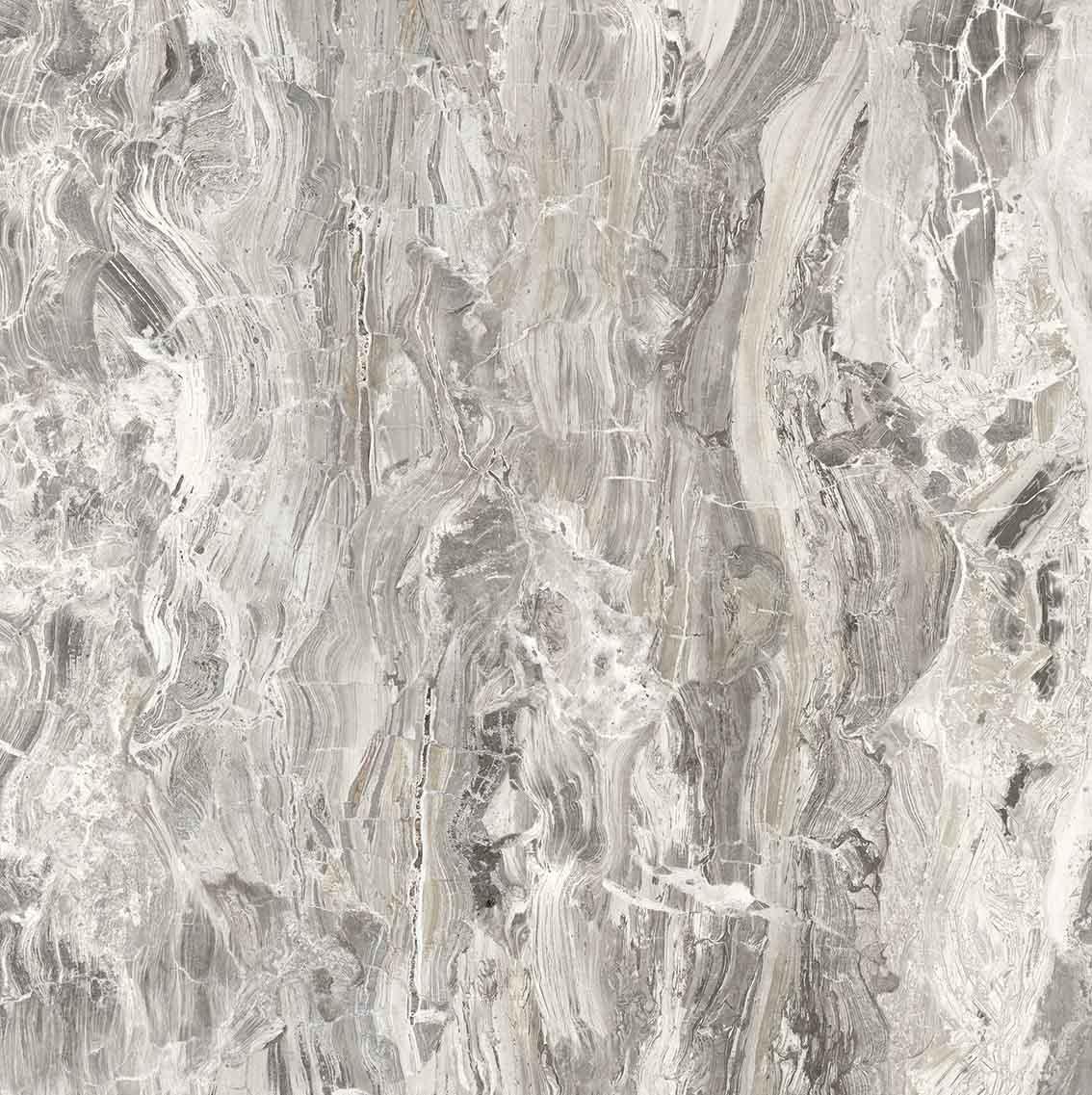 I Marmi di Rex Marble Grey Glossy 10mm 80 x 80