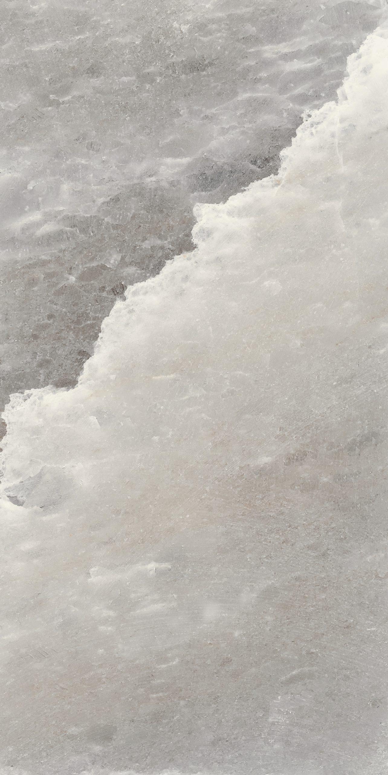 Rock Salt of Cerim Celtic Grey Glossy 10mm 60 x 120