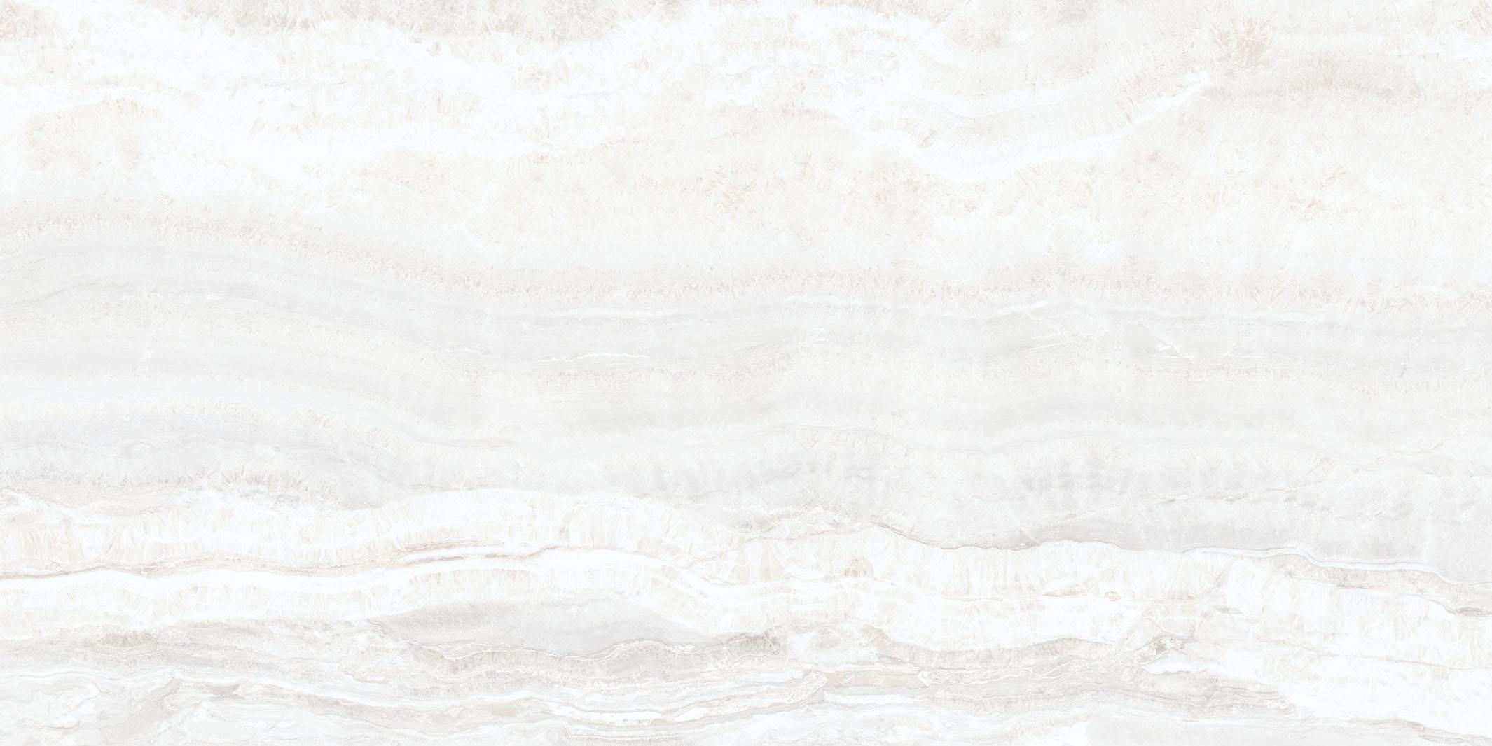 Onyx of Cerim White Glossy 10mm 30 x 60