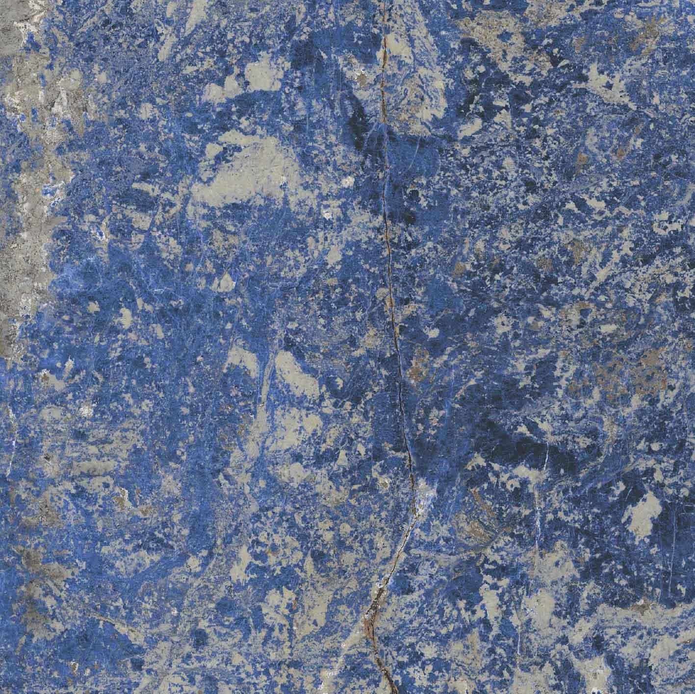 Les Bijoux de Rex Sodalite Bleu Matte 6mm 120 x 120