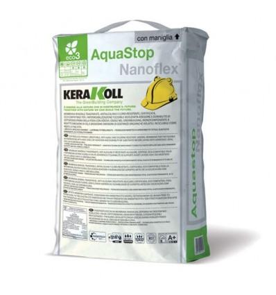 Aquastop Nanoflex breathable, anti-alkali and chlorine-resistant 20Kg