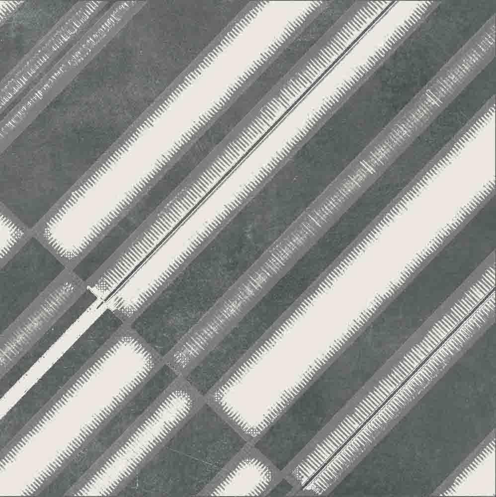 Prove Diagonal Nero Matte 10mm 20 x 20
