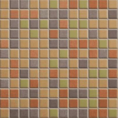 Mix Colour Natura 03 2.5 x 2.5 30 x 30