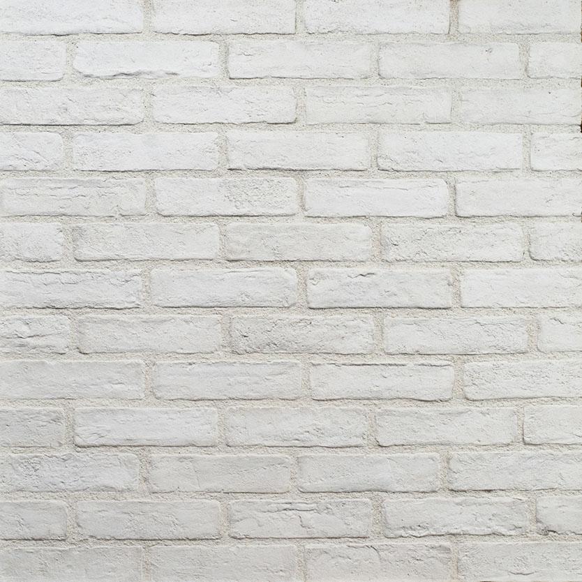 Masterbrick White Flat 10mm