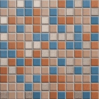 Mix Colour Fusion 01 2.5 x 2.5 30 x 30