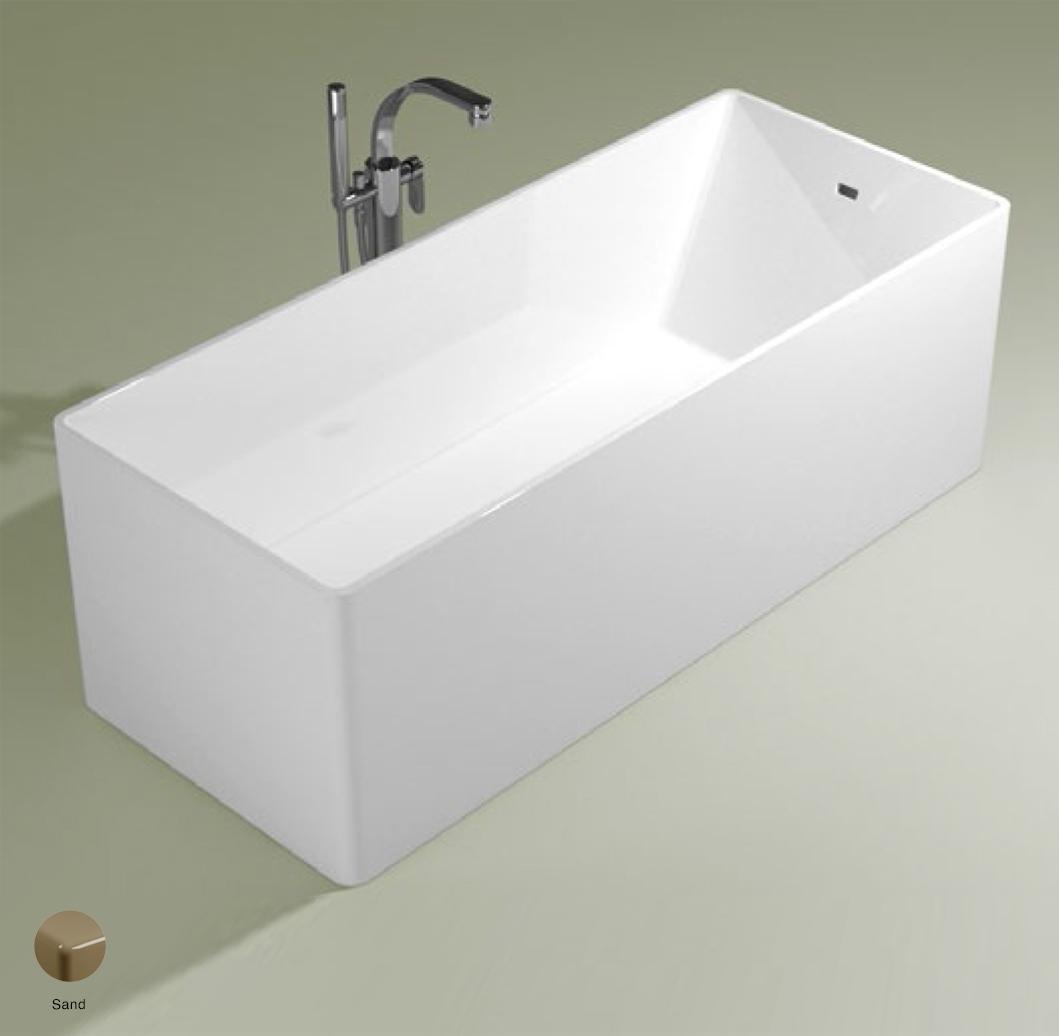 Wash Bath-tub 170 cm in Pietraluce Sand