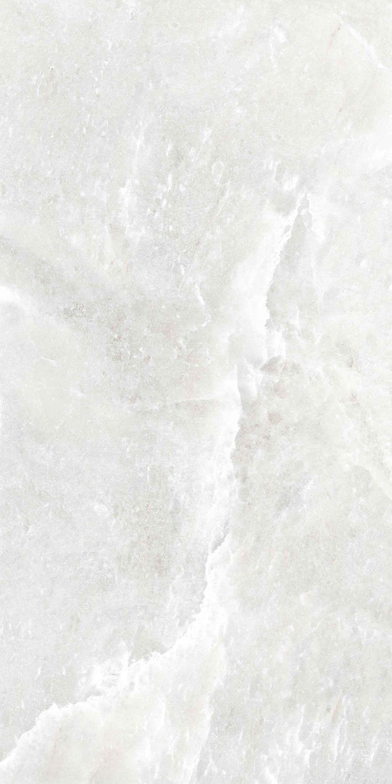 Rock Salt of Cerim White Gold Glossy 6mm 120 x 240