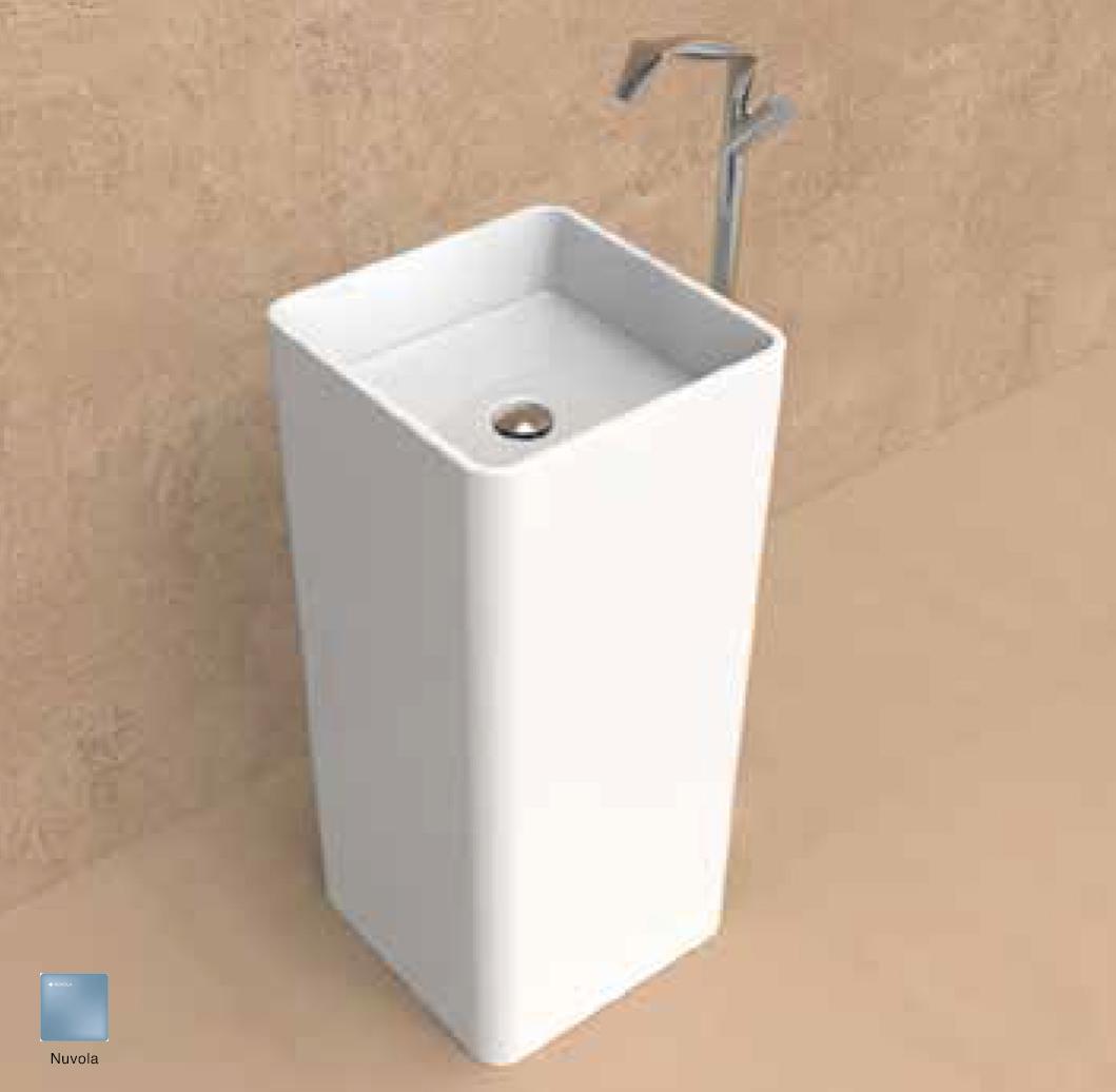 Monowash Standing column-basin 40 cm Nuvola