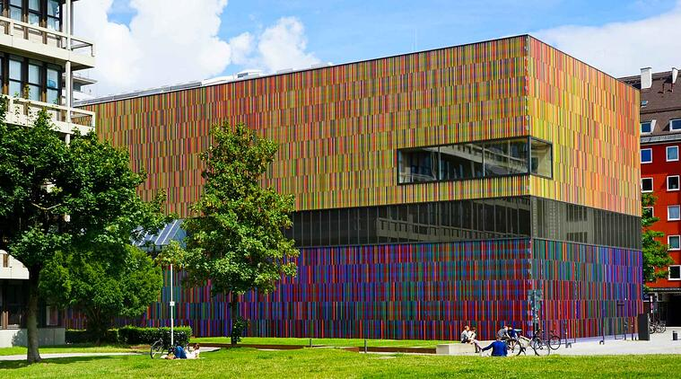 Arkitektura me ngjyra: Kombinime klasike dhe avangarde Thumbnail