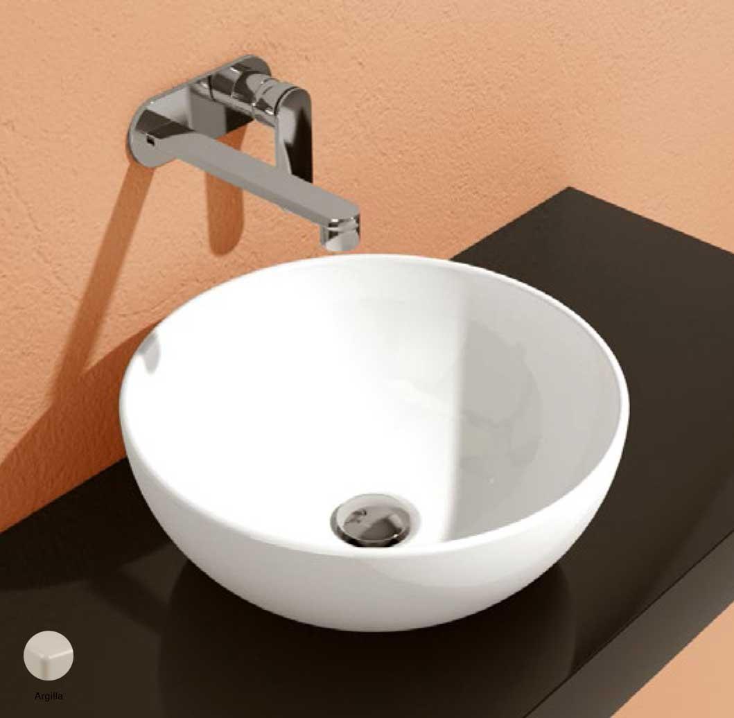 App Countertop Basin 40 cm Argilla Matte