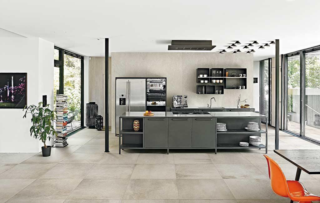 Kuzhina me dizajn modern dhe funksional Thumbnail