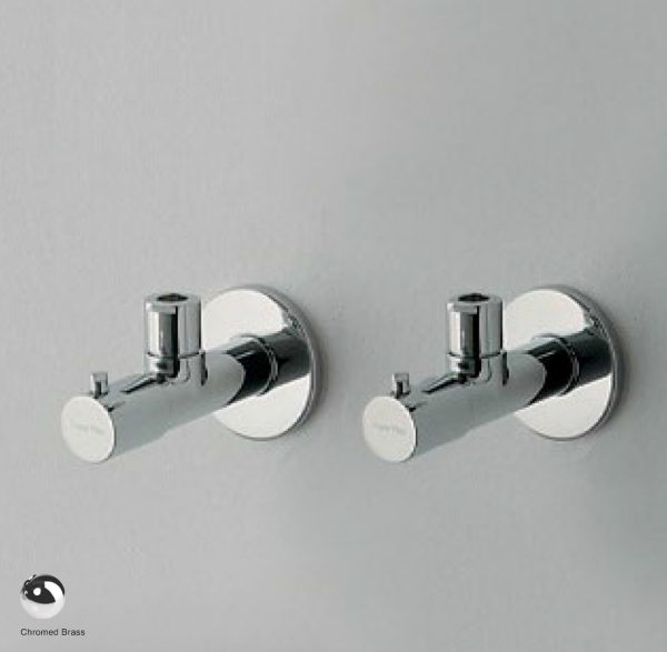 Two pieces set tap filters Chrome