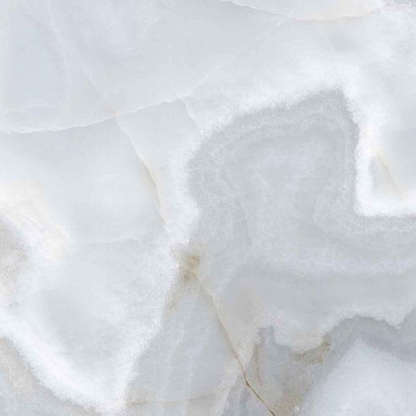 Reves de Rex Bleu Matte 10mm 60 x 60